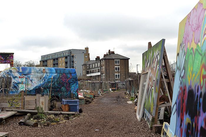 london community gardens