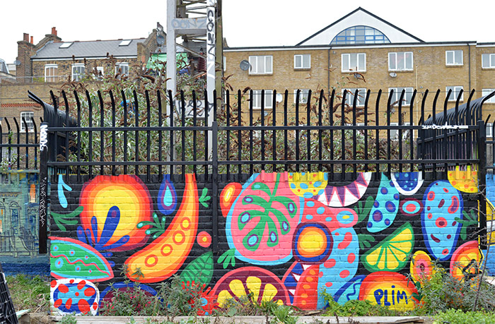 londres community garden