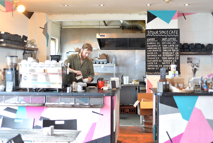 stour space cafe hackney wick