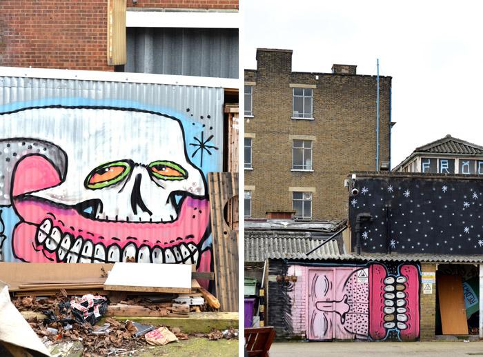 sweet toof street artist
