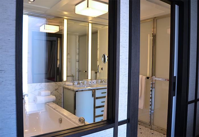 villa maia lyon salle bains