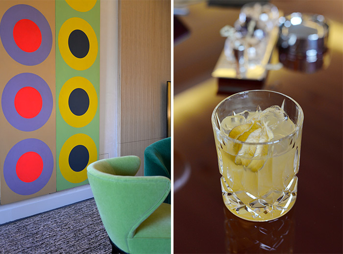 hotel villa maia bar