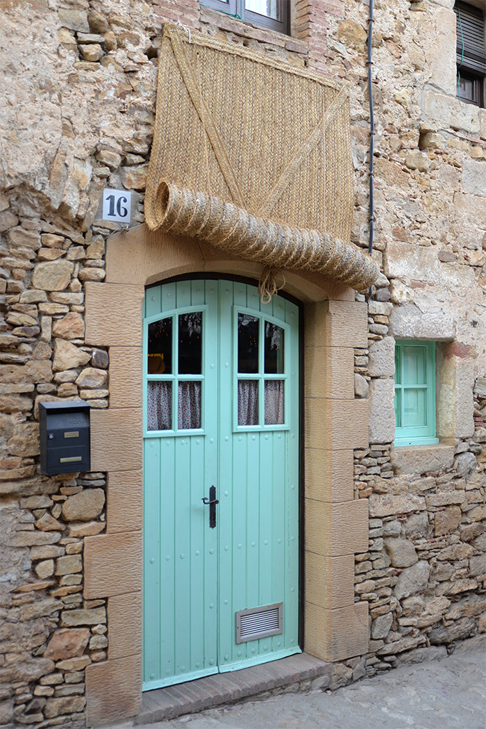 catalogne pals village