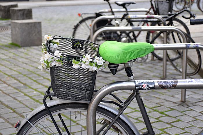 vélo à Leipzig