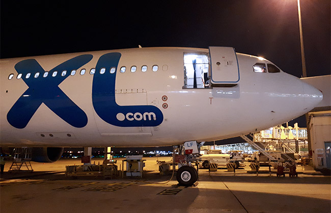 xl airways israel