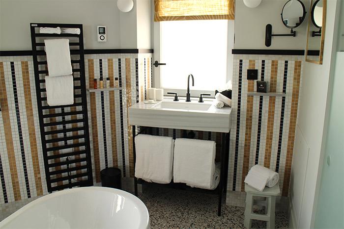 dinard castelbrac salle de bains