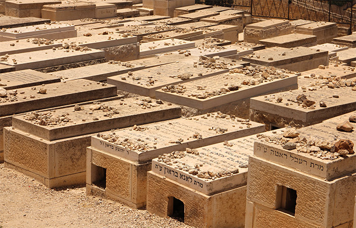 jerusalem tombes