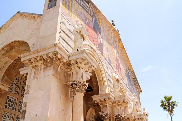 israel jerusalem eglise