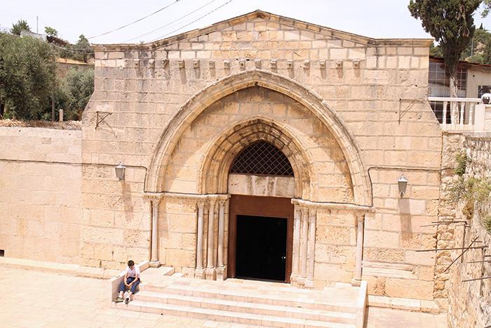 israel jerusalem church