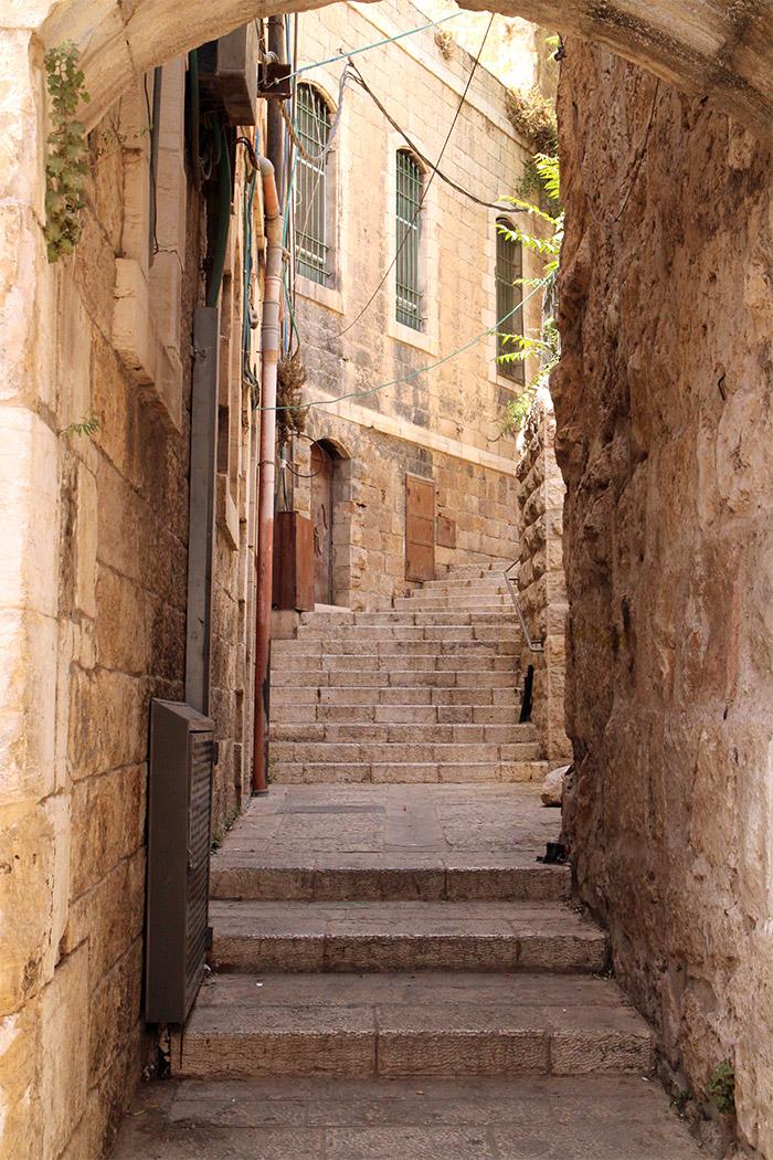 israel jerusalem street