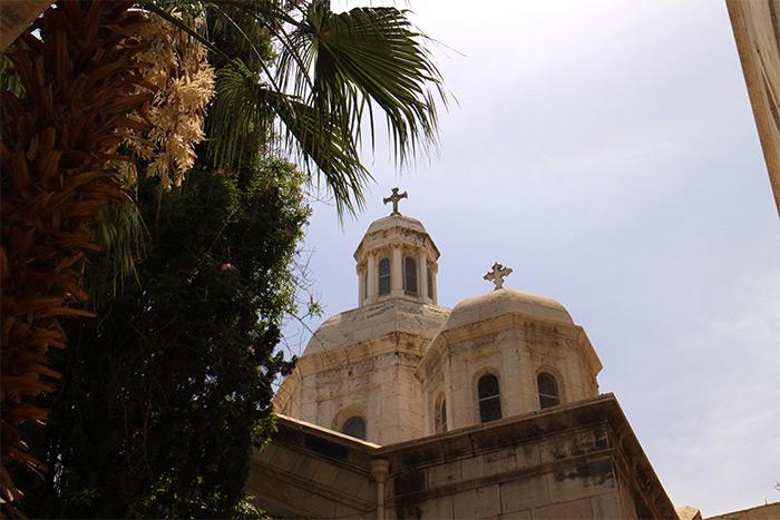 jerusalem eglise flagellation