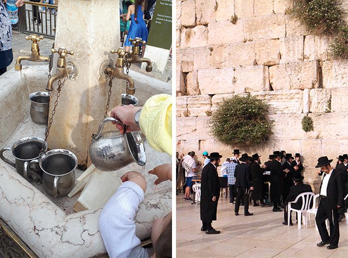 mur occidental jerusalem