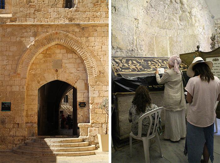 tombe roi david jerusalem