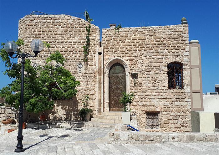 israel old jaffa