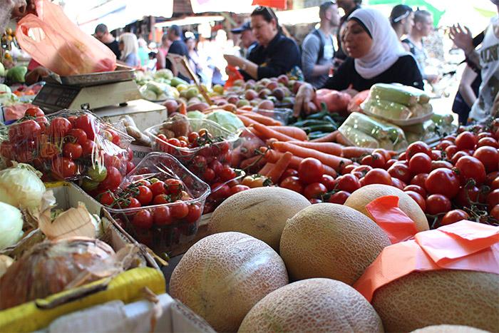 carmel marché tel aviv
