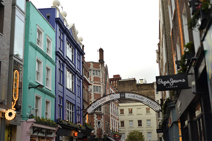 londres carnaby street
