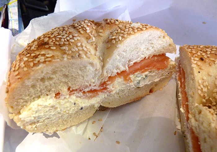 brooklyn bagels