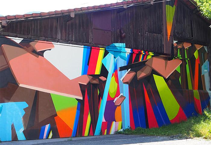 satone festival street art