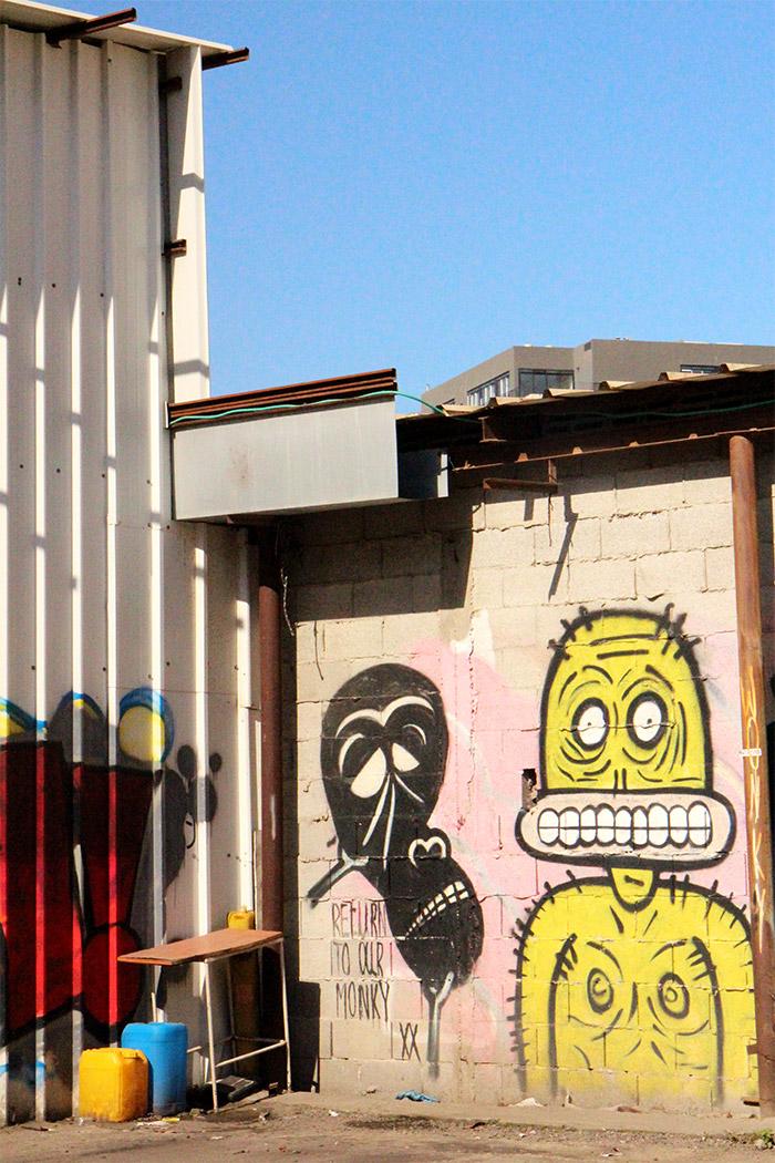 tel aviv israel street art