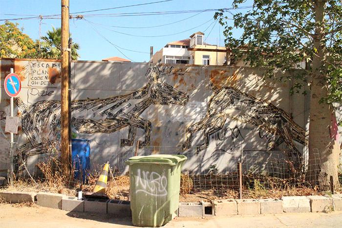 tel aviv street art florentine