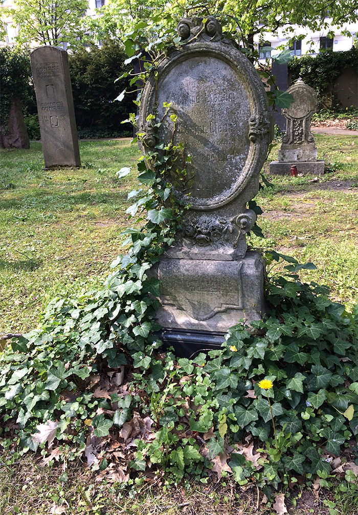 cimetière st john leipzig