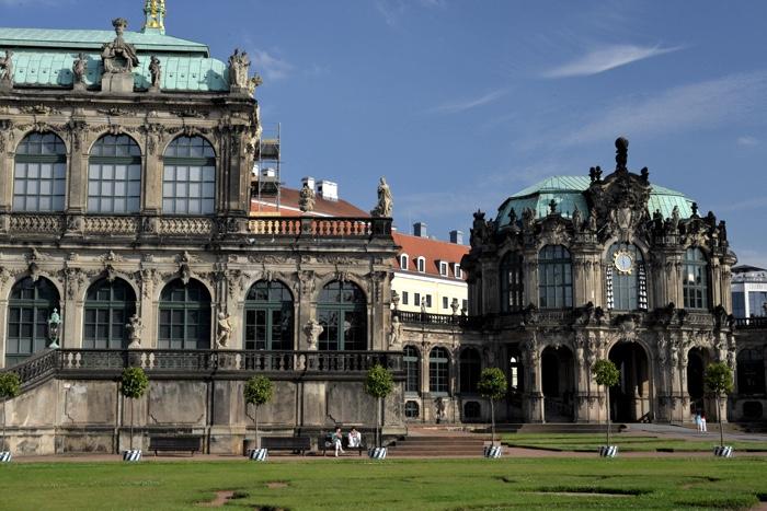 chateau Dresde palais