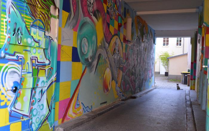 Allemagne street art
