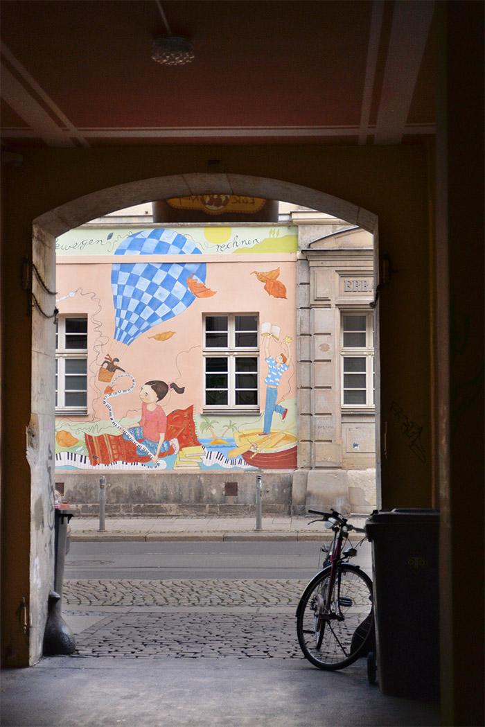 Allemagne Dresde Neustadt