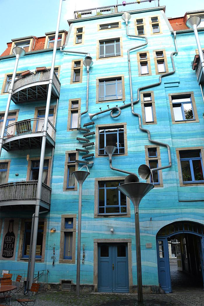 music house Dresde
