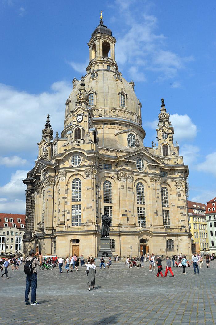 Dresden Fraukirche