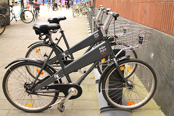 Danemark Odense vélo