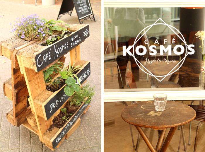 Danemark Odense Kosmos cafe