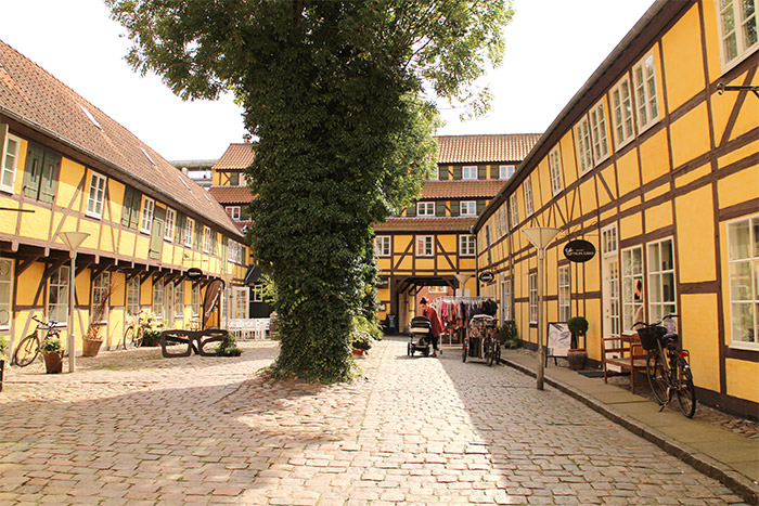 Danemark Odense