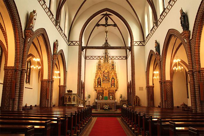 eglise saint alban odense