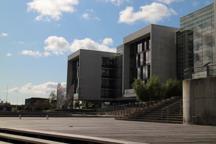 Danemark Alsion université Sonderborg