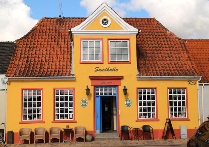 danemark sonderborg auberge