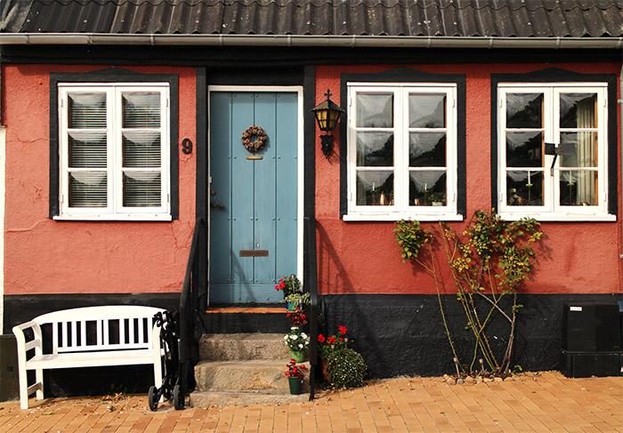 maison Danemark
