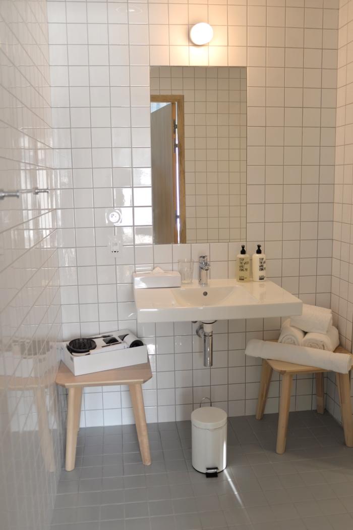 Lyon Mob Hotel salle de bains