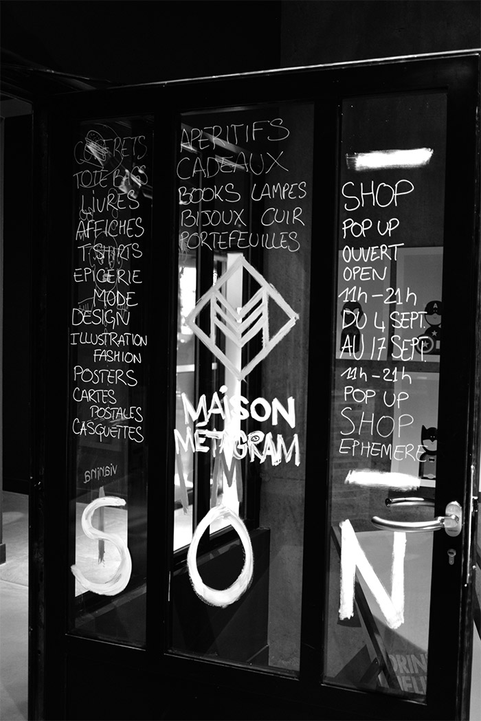 Lyon Mob Hotel pop up store Metagram
