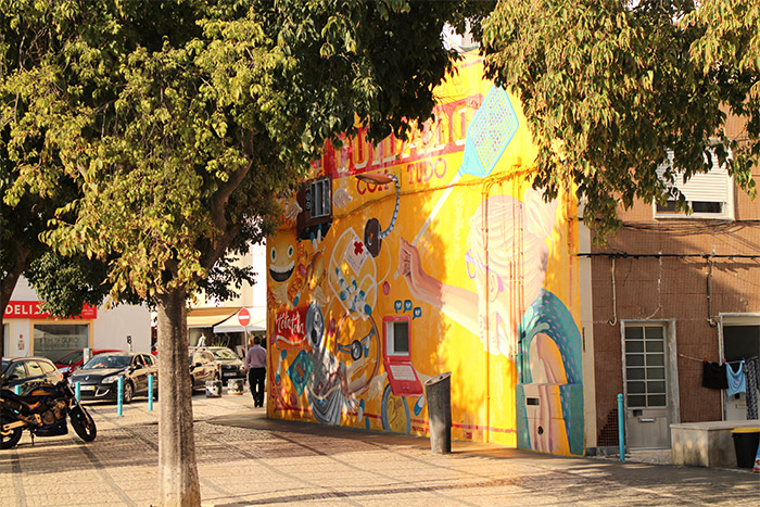 portimao street art