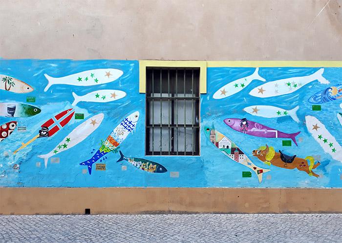 algarve street art portimao