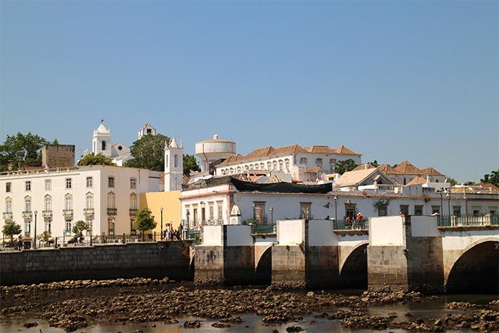 pont Tavira Algarve