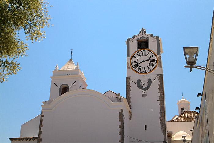igreja portugal algarve