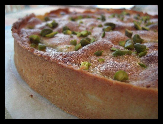 tarte abricots pistache eric kayser