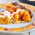 tarte aux kakis
