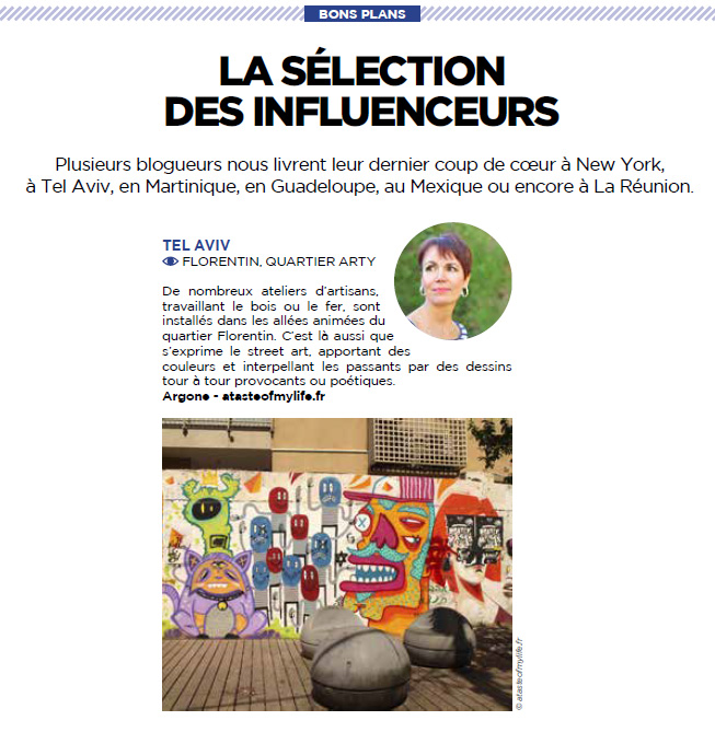 selection influenceurs xl airways