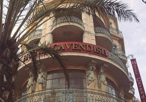 Cannes hôtel Cavendish