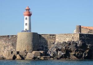 phare fort brescou