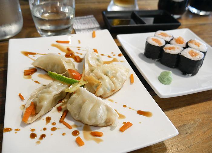 fort de france fuji sushi