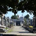 Cimetière monumental Milan Italie